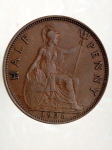 England_half_penny_1936_(B)